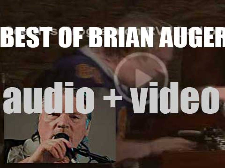 Happy Birthday Brian Auger. 'First Hammond Man'