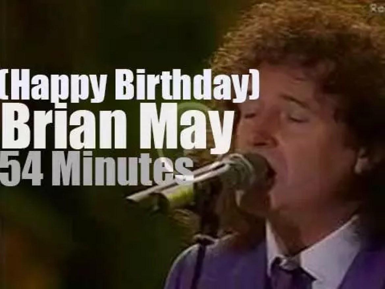 Happy Birthday Brian May