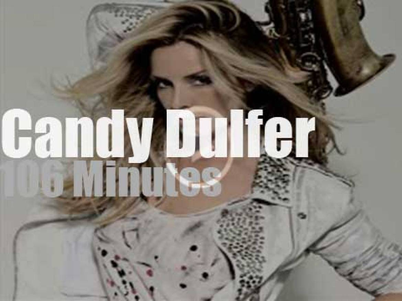 Candy Dulfer rocks Lugano (2015).