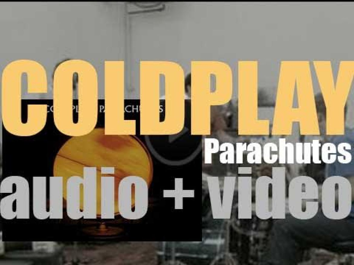 Coldplay release 'Parachutes,' their debut album featuring 'Yellow' and 'Trouble' (2000)