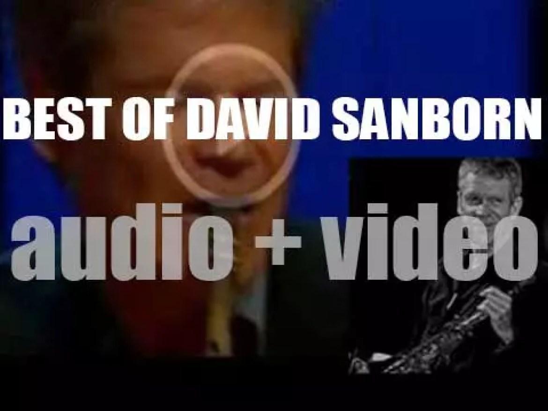 Happy Birthday David Sanborn. 'Born On This Day'