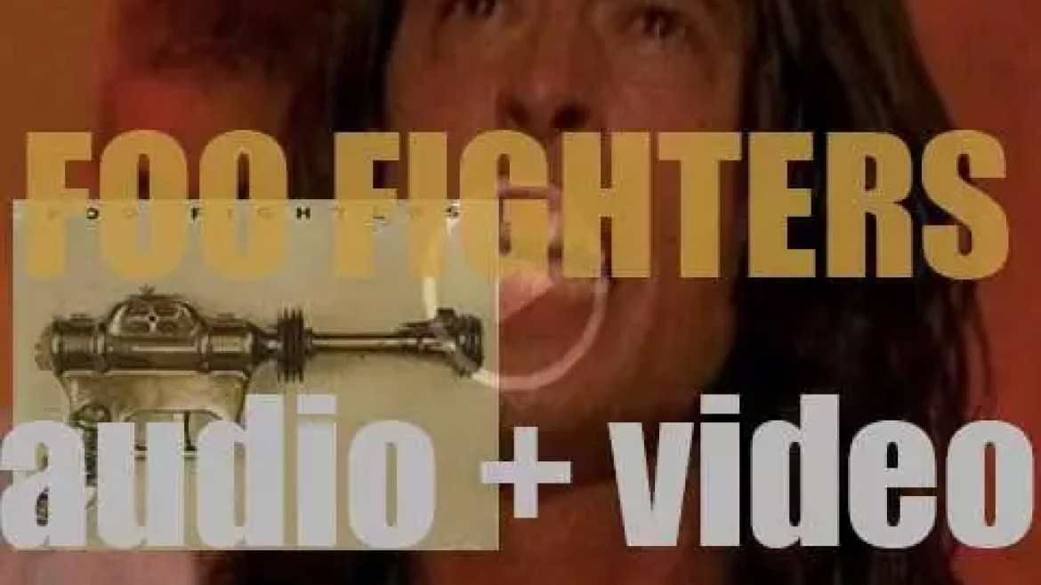 Capitol Records publish 'Foo Fighters,' their self-titled debut album featuring 'Big Me' (1995)