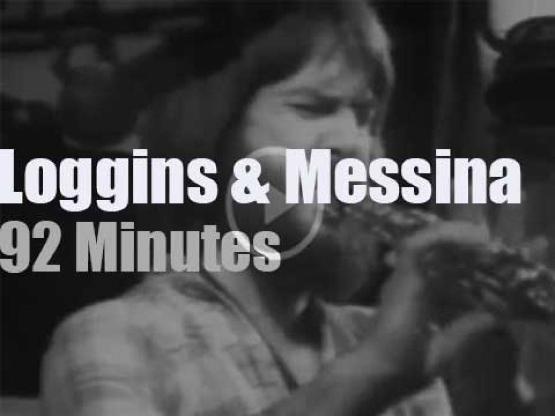 Kenny Loggins, Jim Messina et al are in New-Jersey (1976)