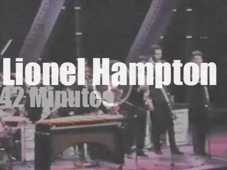 Lionel Hampton plays  Montreal Jazz (1990)