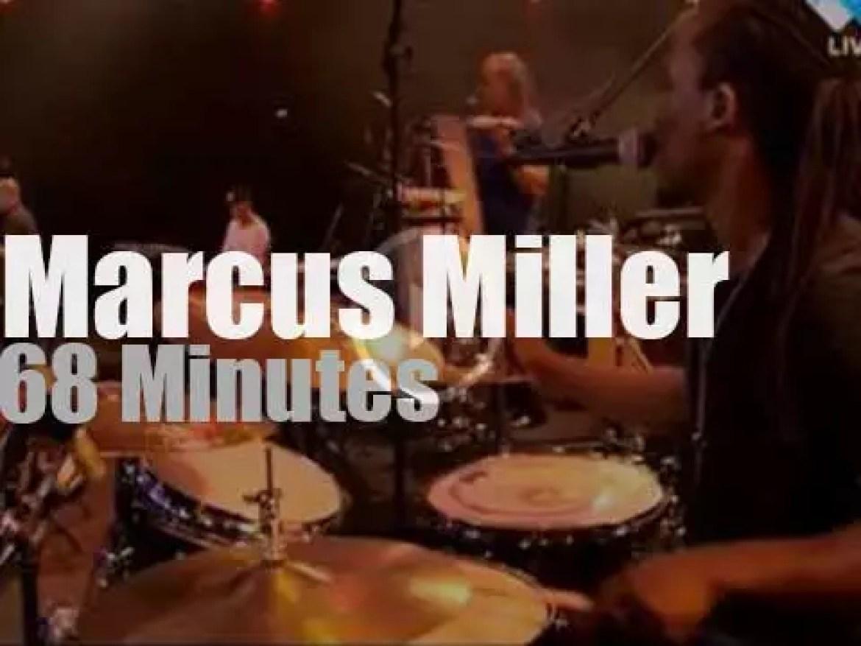 Marcus Miller  presents 'Afrodeezia' at North Sea (2015)