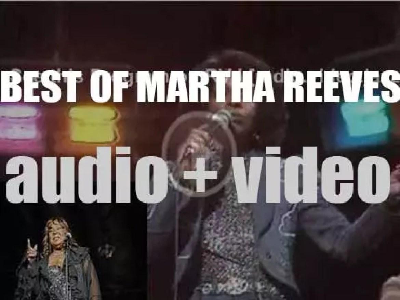 Happy Birthday Martha Reeves. Vandellazing'