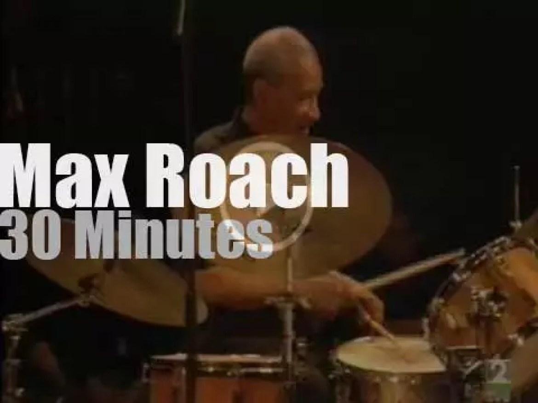Max Roach meets Randy Weston in San Sebastian (1999)