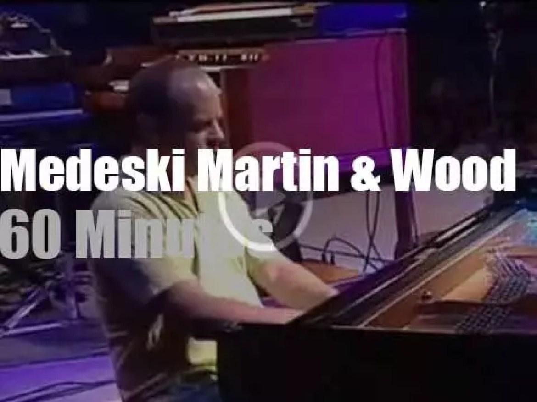 Medeski, Martin & Wood visit San Sebastian (2005)