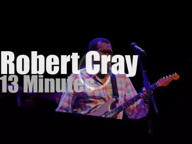 Robert Cray plays in Maryland (2014)
