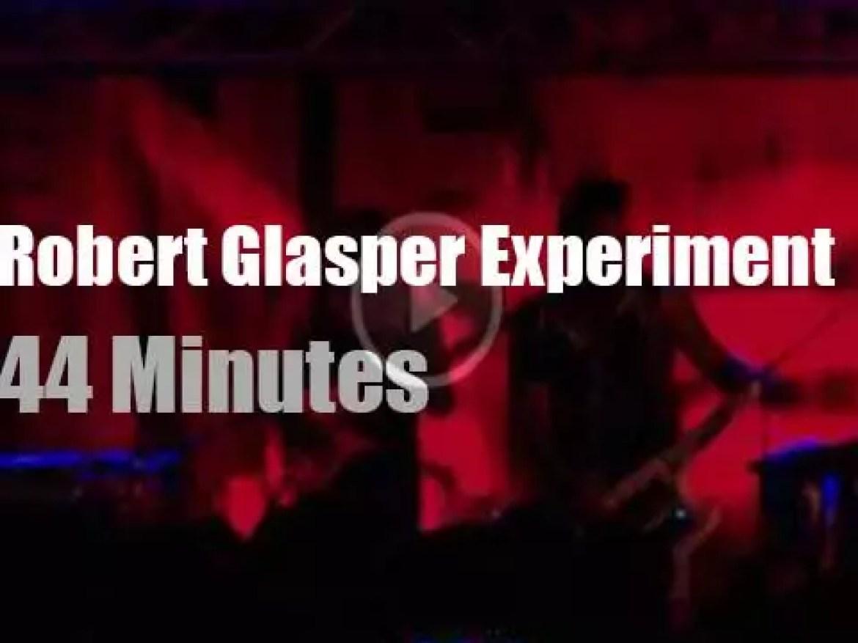 Robert Glasper takes his Experiment to Paris (2013)
