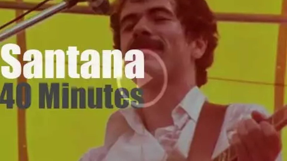 "Santana has a ""Day On The Green"" (1977)"