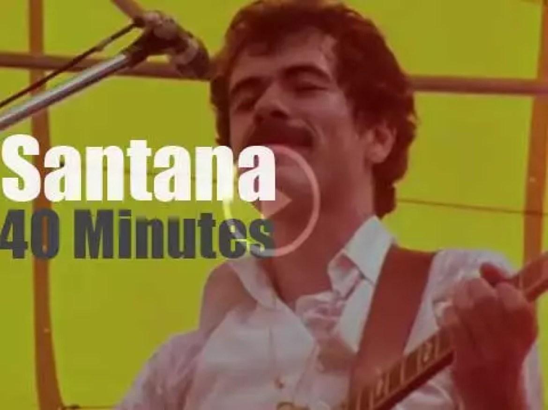 "Santana has a ""Day On The Green"" (1977)"