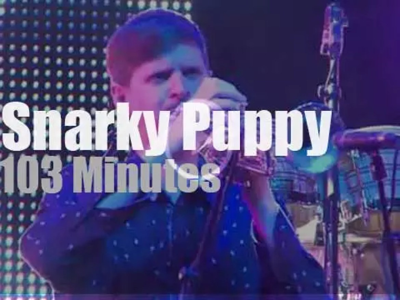 Snarky Puppy visit Marseille (2016)