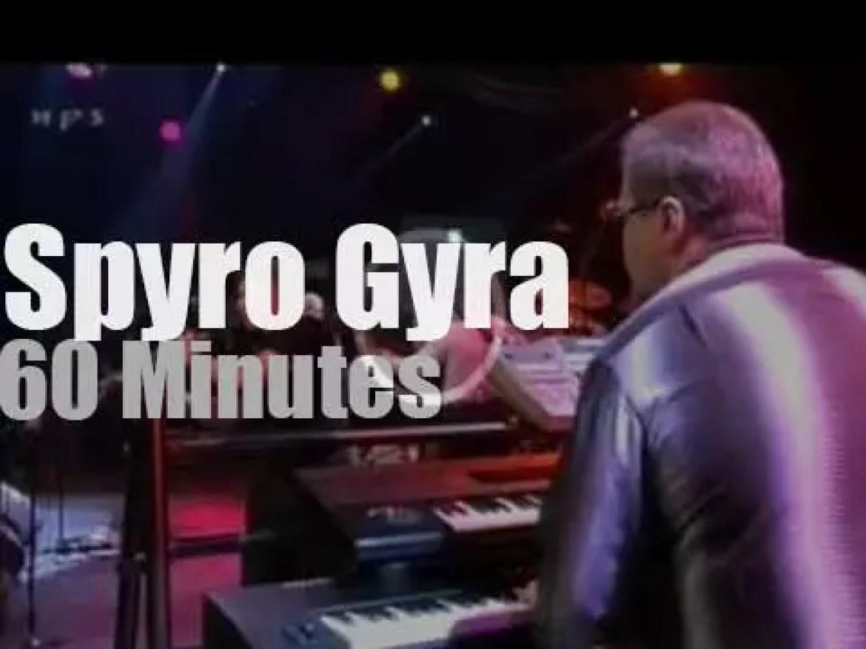 Spyro Gyra play at North Sea Jazz (2003)