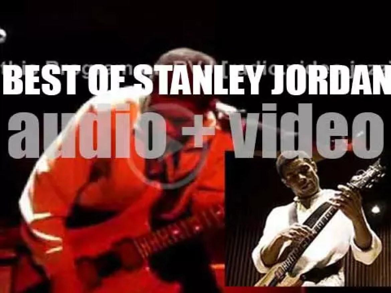 Happy Birthday Stanley Jordan. 'Fret Boarder'