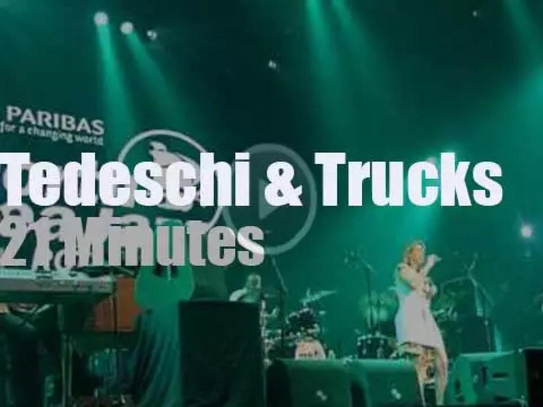 Tedeschi & Trucks kill it at North Sea Jazz (2011)