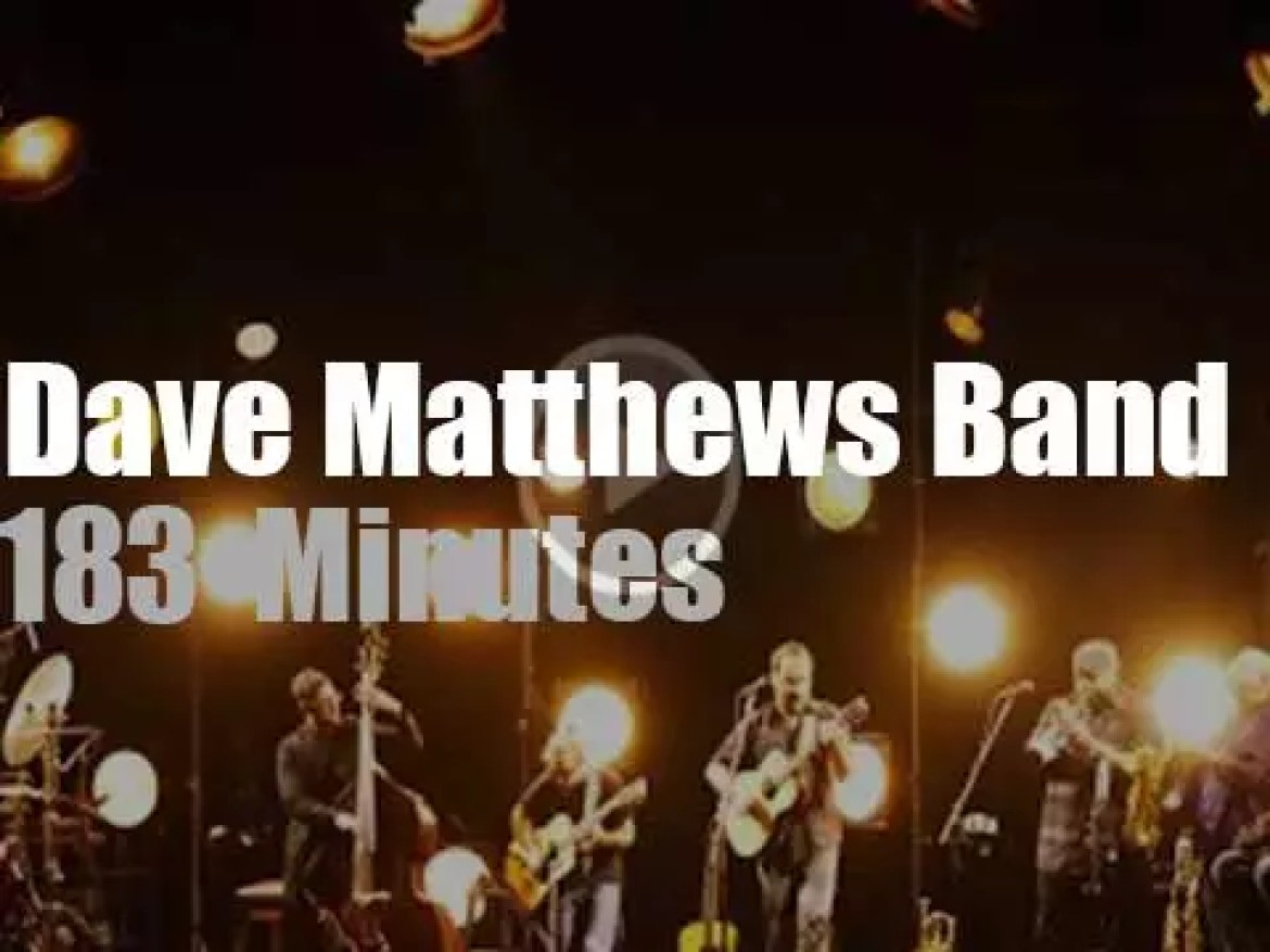The Dave Matthews Band is in Florida (2014)