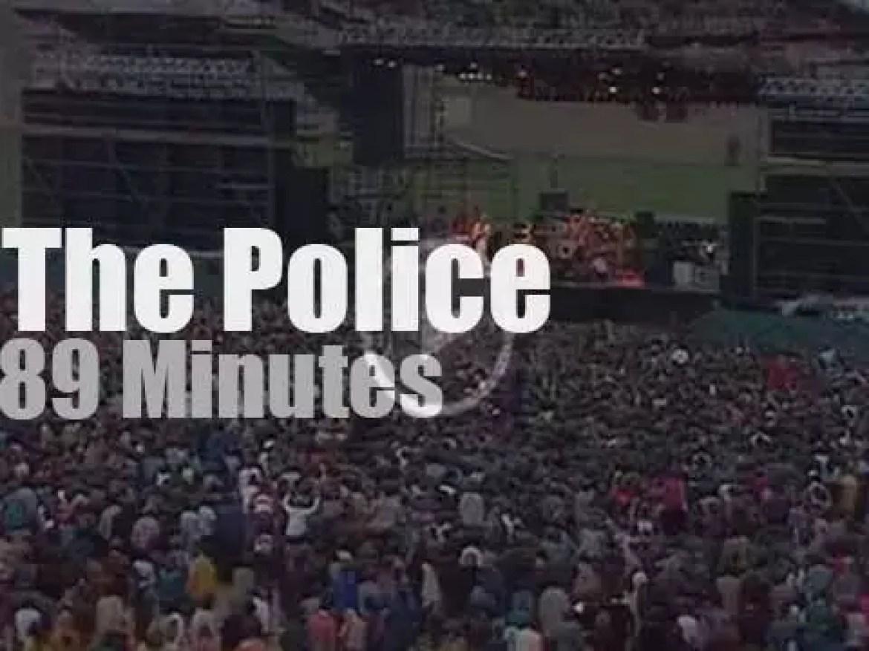 The Police reform in Gateshead (1982)
