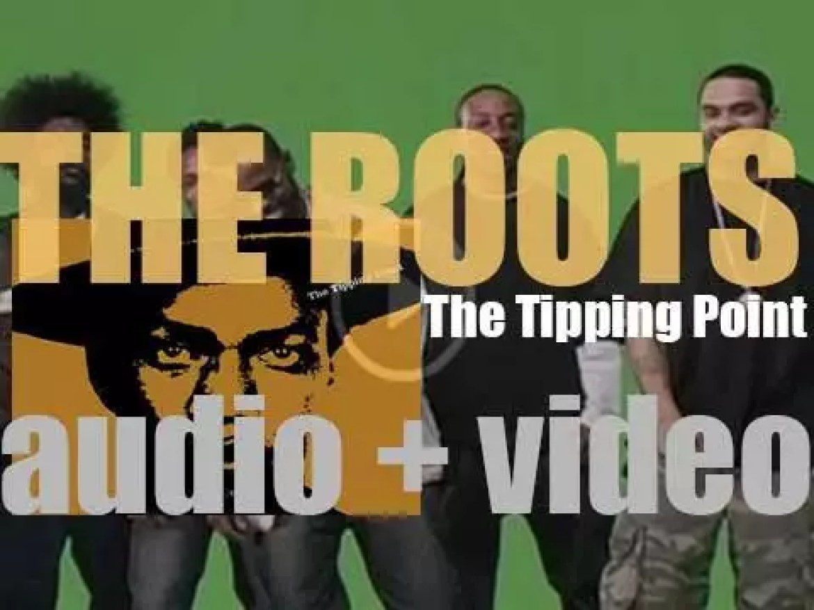 The Roots release 'The Tipping Point,' their sixth album (2004)