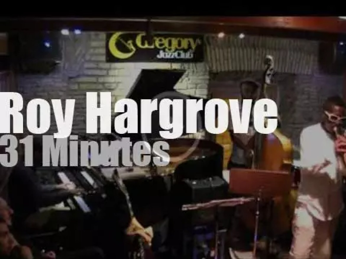 The Roy Hargrove Quintet visits Roma (2014)