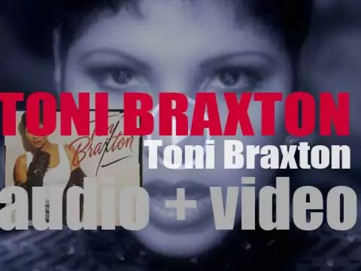 'Toni Braxton' her first self-titled album featuring 'Breathe Again' and 'Seven Whole Days' (1993)