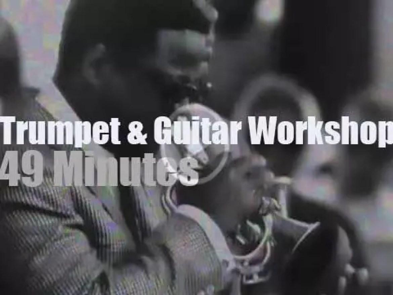 Trumpeters meet Guitarists at Newport (1966)