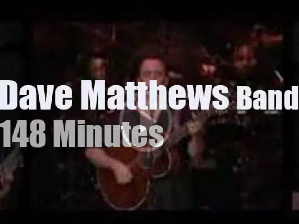 The Dave Matthews Band is in Colorado (2001)