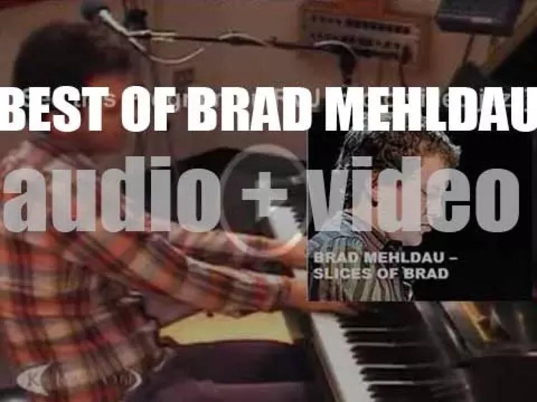 Happy Birthday Brad Mehldau. 'Slices Of Brad'