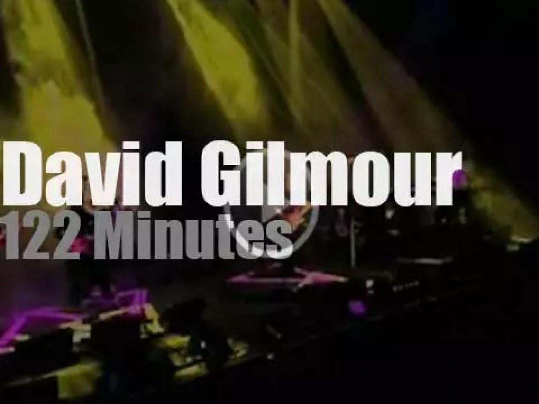 David Gilmour plays at Gdansk Shipyard (2006)
