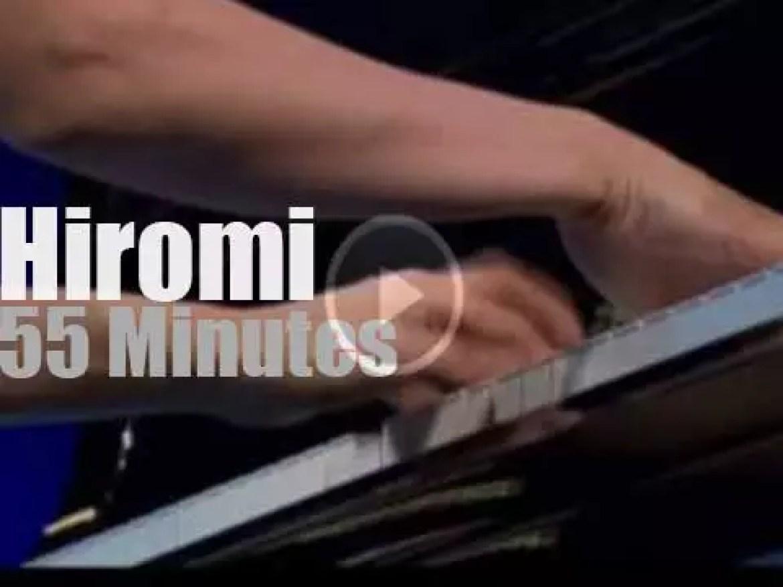 Hiromi plays solo in Marciac (2010)