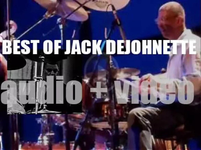 Happy Birthday Jack DeJohnette. 'Jack Of All Rhythms'