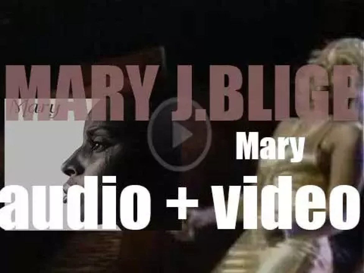 MCA publish Mary J. Blige's fourth album : 'Mary' (1999)