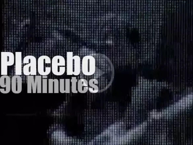 "Placebo rocks ""en Seine"" (2012)"