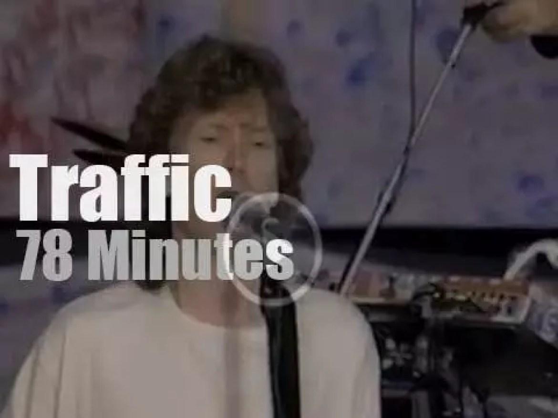 "Traffic  attend ""Woodstock 94"" Day 3 (1994)"