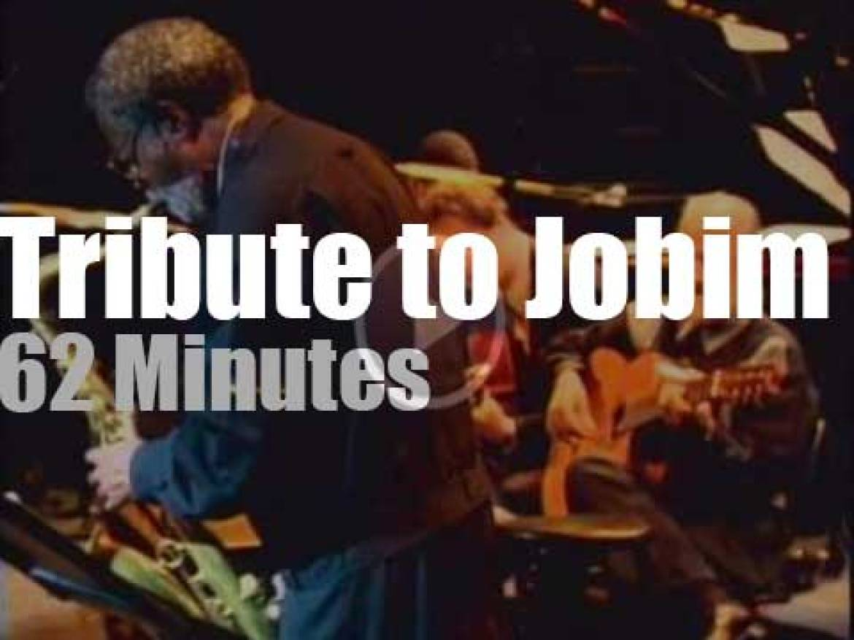 Herbie, Shirley et al pay tribute to Jobim (1993)