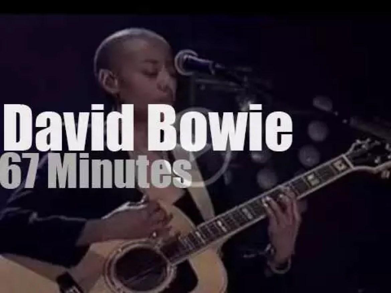 David Bowie is back in Berlin (2002)