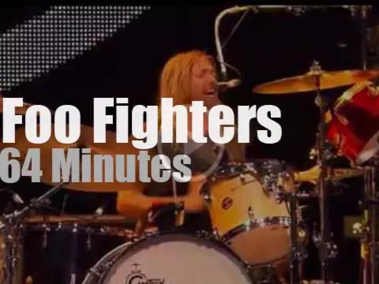 Foo Fighters close the Invictus Games (2014)