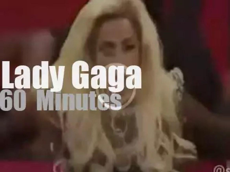 Lady Gaga wins it all in Las Vegas (2011)