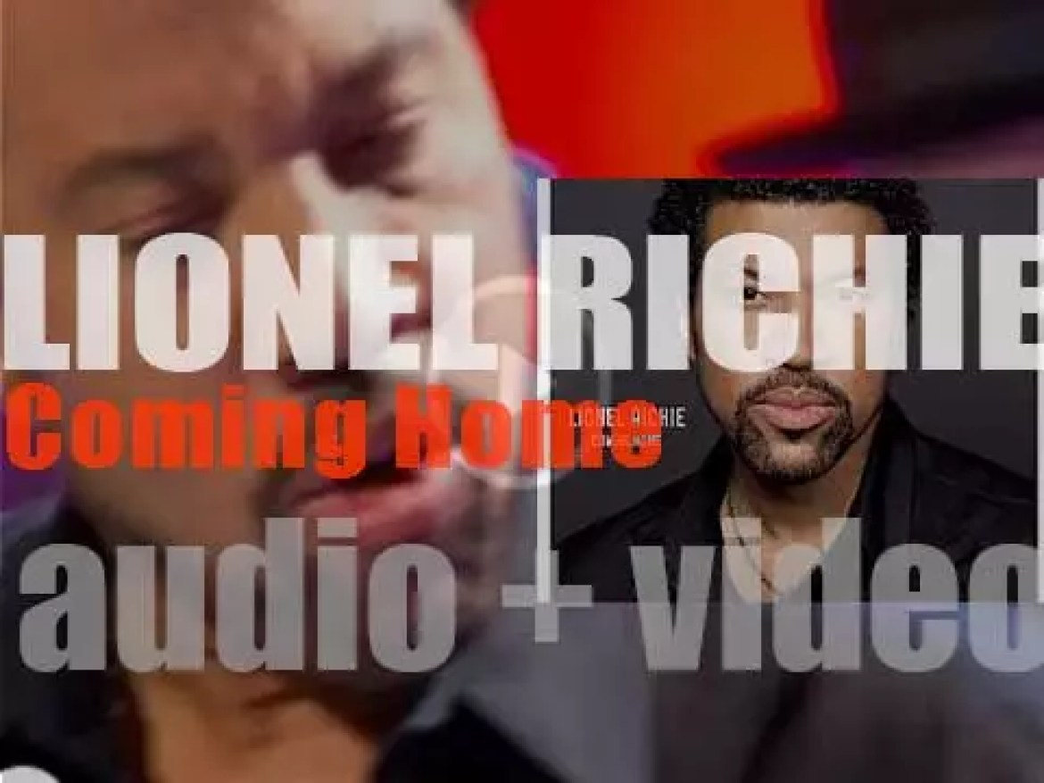 Lionel Richie releases his eighth studio album : 'Coming Home' featuring 'I Call It Love' (2006)