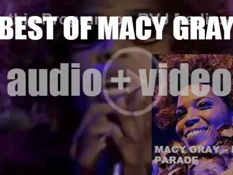 Happy Birthday Macy Gray. 'Macy's Parade'