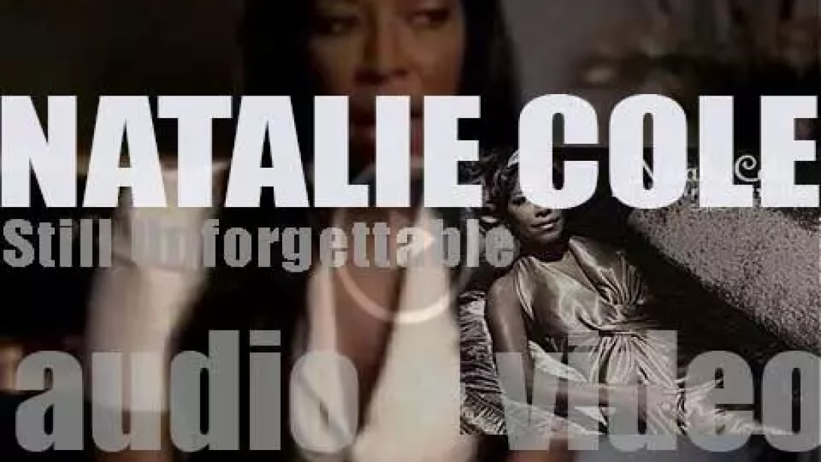 Natalie Cole releases 'Still Unforgettable,' an album of standards (2008)