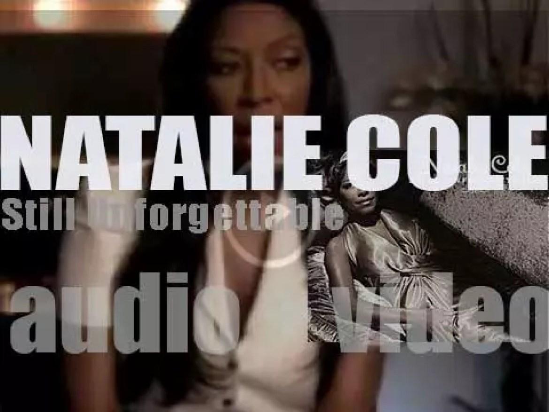 Natalie Cole releases 'Still Unforgettable,' an album of standards (2008)
