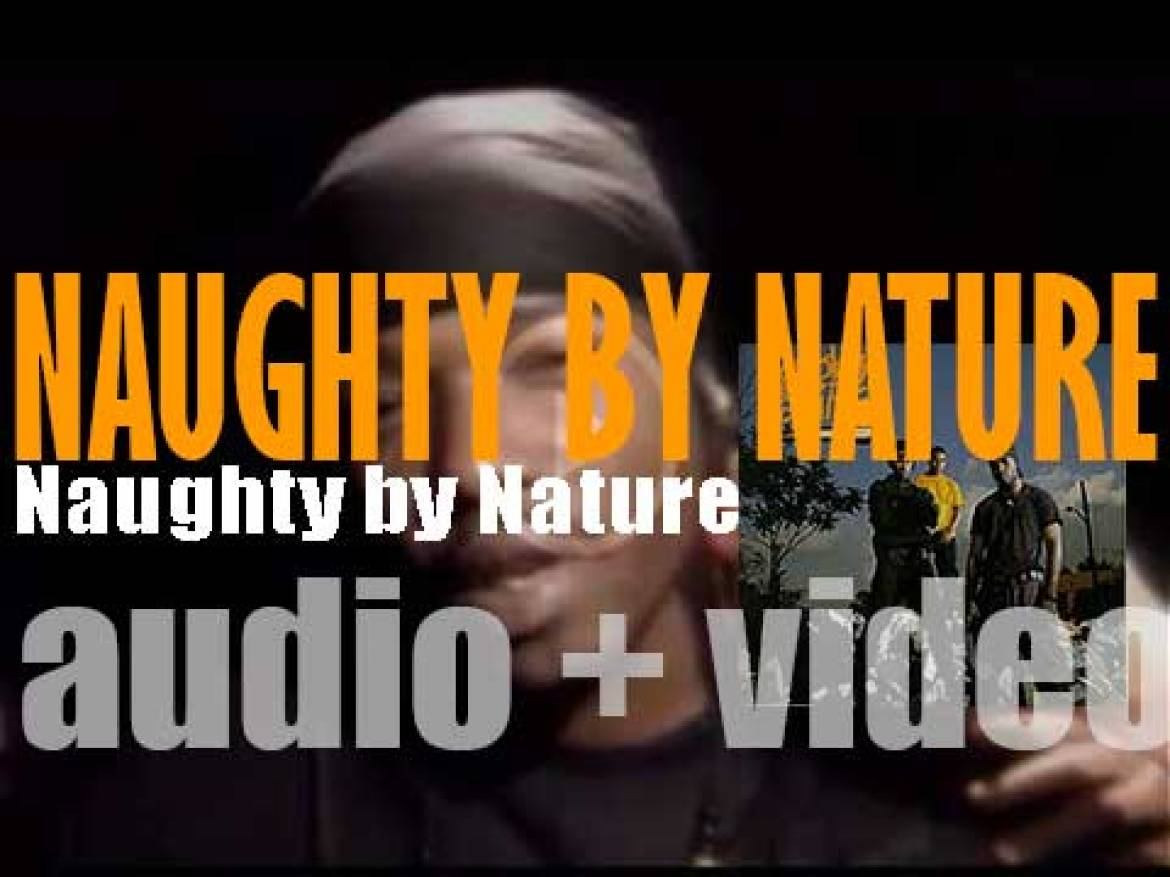 Tommy Boy release 'Naughty by Nature,' their eponymous second album featuring 'O.P.P.' (1991)