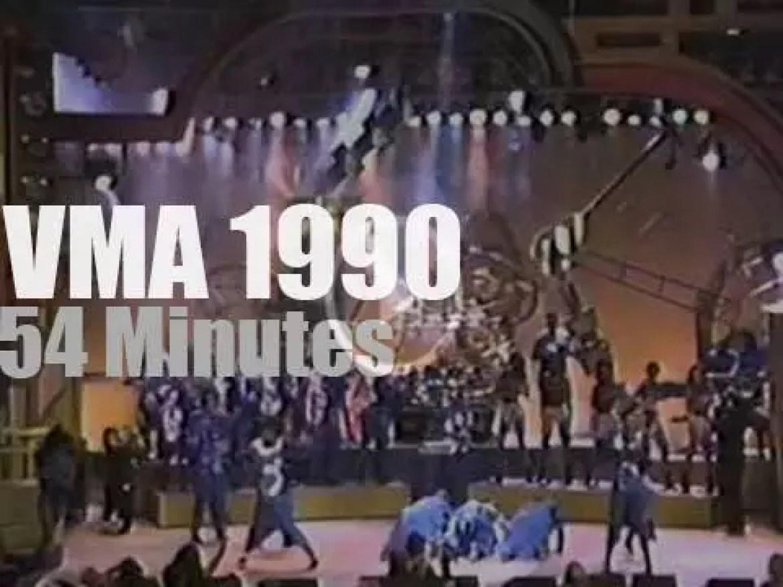 On TV today, Janet Jackson, MC Hammer & Madonna (1990)