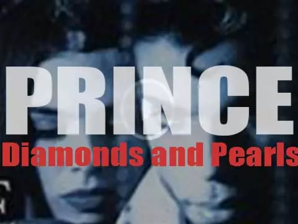 Prince and the New Power Generation release 'Diamonds and Pearls' his thirteenth album featuring 'Cream' and 'Insatiable' (1991)