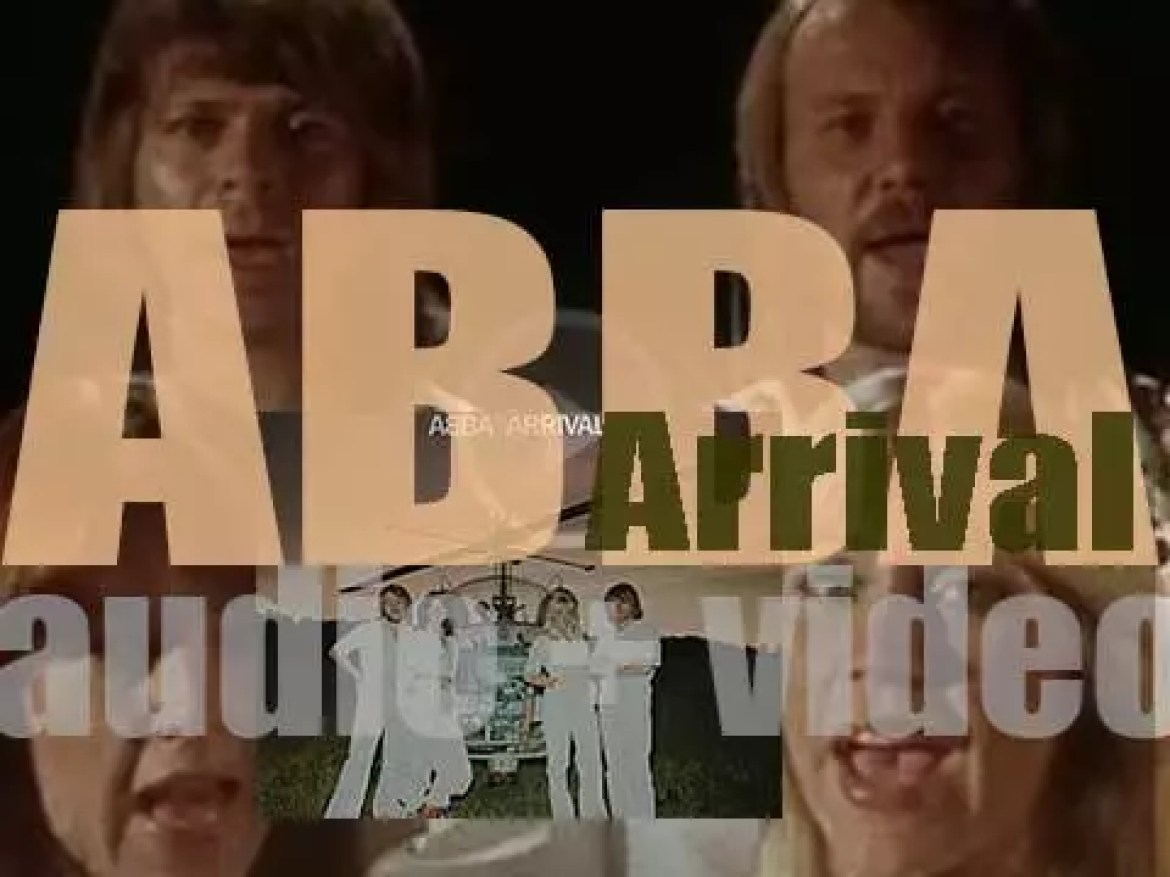 ABBA release 'Arrival,' their fourth album featuring 'Dancing Queen,' 'Money, Money, Money' and 'Knowing Me, Knowing You' (1976)