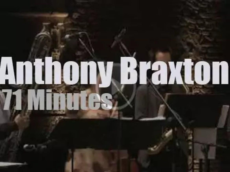 Anthony Braxton takes his '12+1Tet' to  Venice (2012)