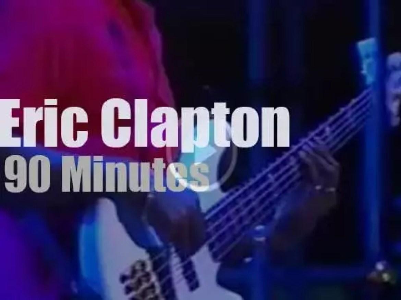 Eric Clapton plays in Rio de Janeiro (2001)