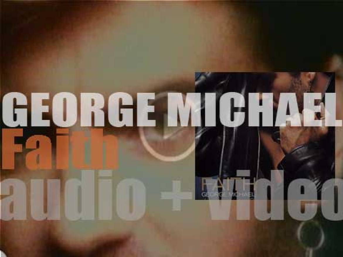 George Michael releases his debut solo album : 'Faith' featuring 'I Want Your Sex,' 'One More Try,' 'Monkey' and 'Father Figure' (1987)