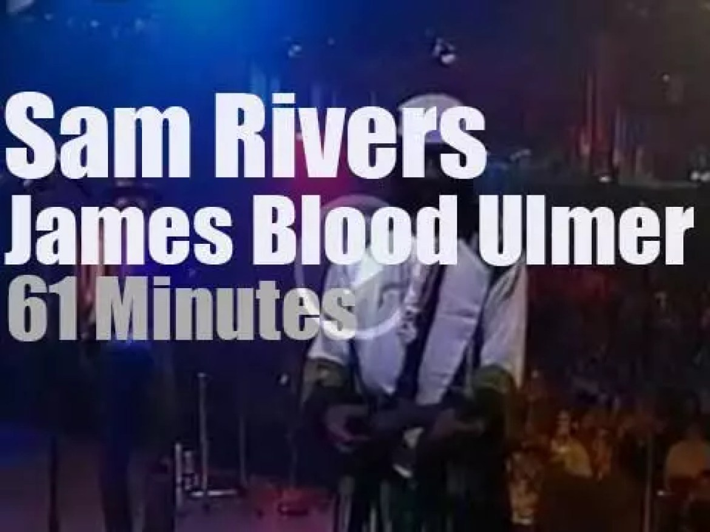 James Blood Ulmer meets Sam Rivers (1993)